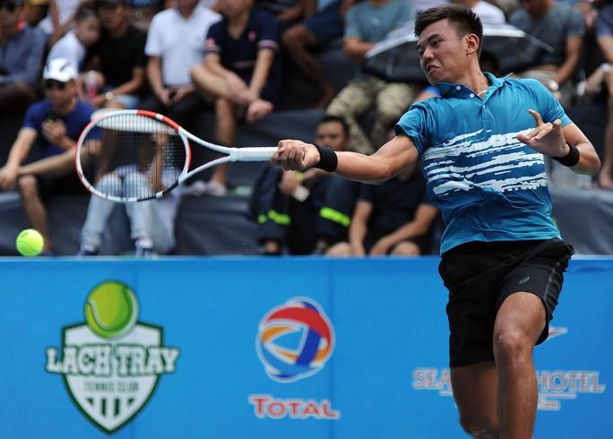 Hoàng Nam đấu Văn Phương tại ITF World Tennis Tour M25-2019 - Ảnh 1.