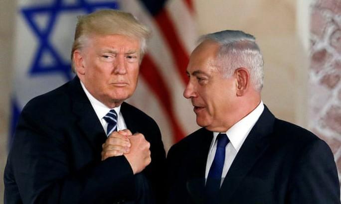 Tranh cãi hiệp ước phòng thủ chung Mỹ-Israel - Ảnh 1.