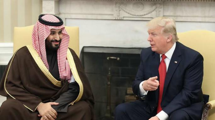 Mỹ mở kho dầu chiến lược sau sự cố Ả Rập Saudi - Ảnh 1.