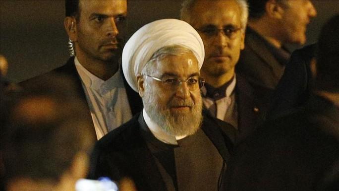 Tổng thống Iran: Mỹ hỗ trợ khủng bố ở Syria - Ảnh 1.
