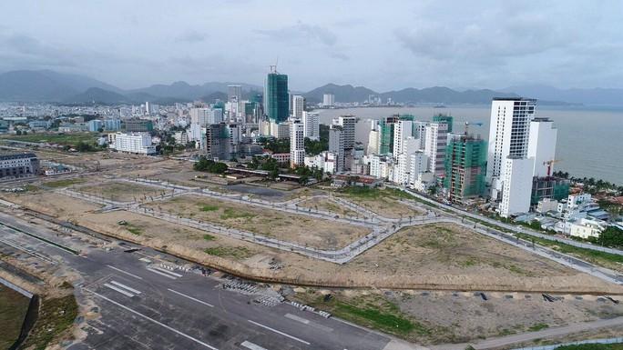 Khánh Hòa: Tùy tiện xẻ thịt đất công: Giữa bãi lầy dự án BT - Ảnh 1.