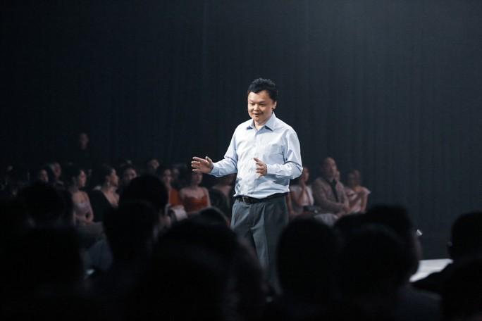Bộ trưởng Nguyễn Mạnh Hùng chúc mạng xã hội make in Vietnam Lotus kiên trì để thành công - Ảnh 1.