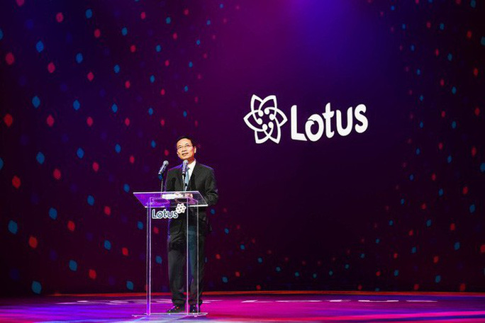 Bộ trưởng Nguyễn Mạnh Hùng chúc mạng xã hội make in Vietnam Lotus kiên trì để thành công - Ảnh 2.