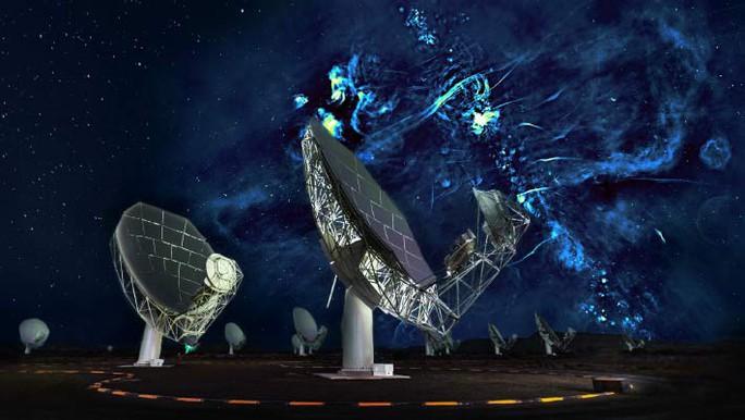 Trái đất bắt được tín hiệu lạ từ vật thể vũ trụ hình bong bóng - Ảnh 1.