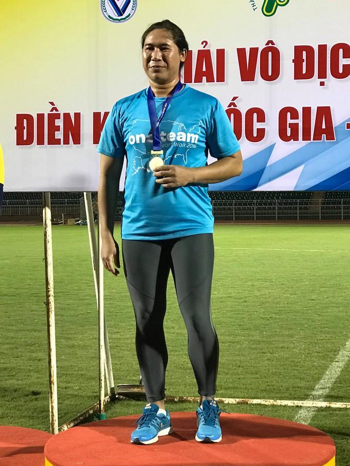 Bà mẹ trẻ Nguyễn Thị Huyền trở lại ngôi vô địch điền kinh quốc gia - Ảnh 7.