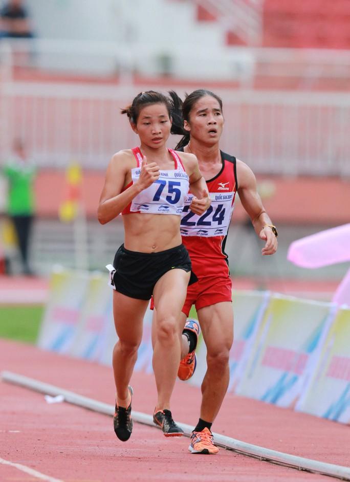 Bà mẹ trẻ Nguyễn Thị Huyền trở lại ngôi vô địch điền kinh quốc gia - Ảnh 6.