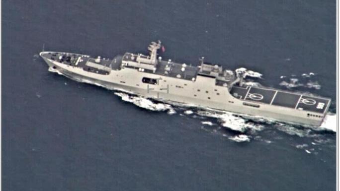 Thái Lan mua tàu Trung Quốc; tàu đổ bộ Trung Quốc bị phát hiện gần vùng biển Ấn Độ - Ảnh 2.