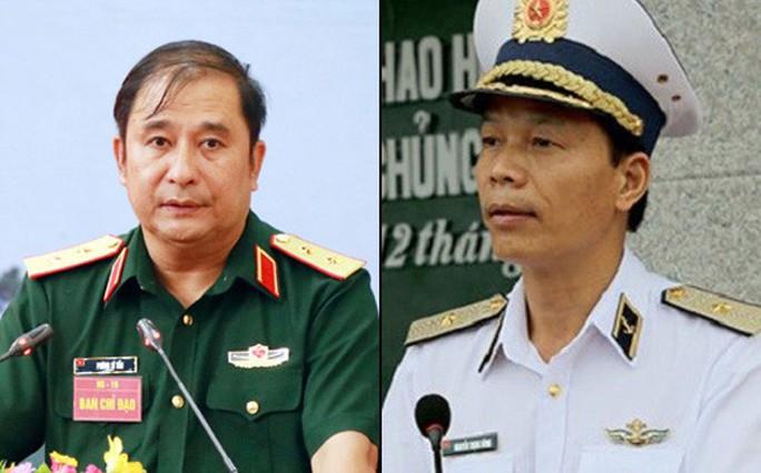 Thủ tướng bổ nhiệm 2 tân Phó Tổng Tham mưu trưởng Quân đội nhân dân Việt Nam - Ảnh 1.