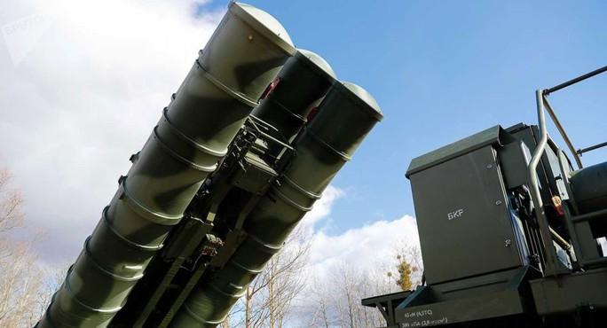 Nga tranh thủ chào mời Ả Rập Saudi mua hệ thống phòng không - Ảnh 1.