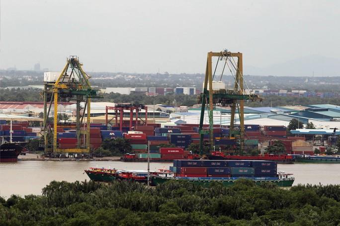TP HCM muốn trở thành trung tâm logistics - Ảnh 1.