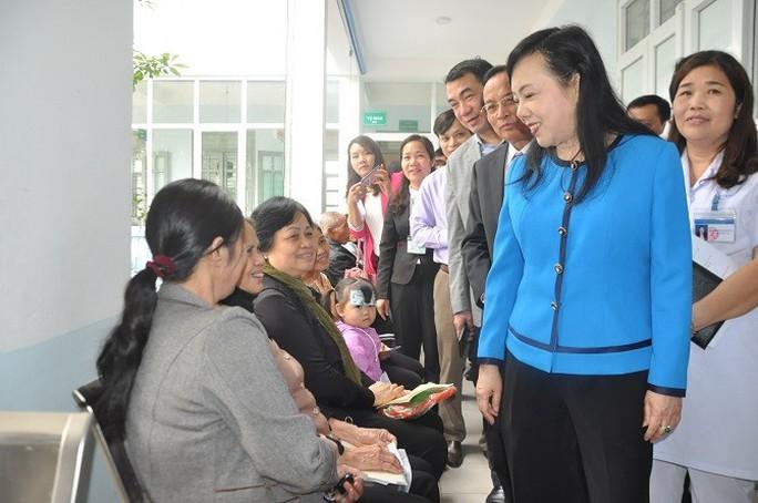 Trường ĐH Y Dược TP HCM đã gửi Đề án thành lập ĐH Sức khỏe được 1 năm - Ảnh 1.