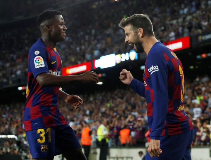 Messi lần đầu tái xuất, Barcelona quyết đại chiến Dortmund - Ảnh 3.