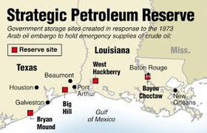 Tại sao Mỹ dự trữ dầu dưới lòng đất? - Ảnh 2.