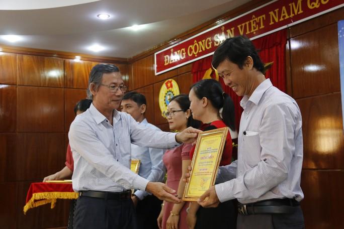 Quảng Nam: Trao thưởng cuộc thi về tiết kiệm điện - Ảnh 1.