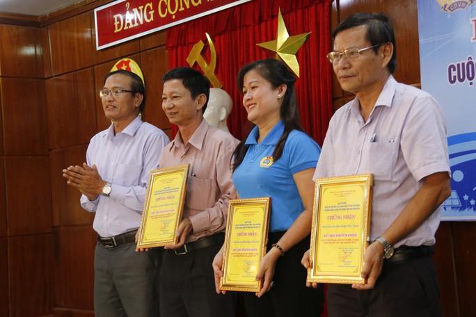 Quảng Nam: Trao thưởng cuộc thi về tiết kiệm điện - Ảnh 4.