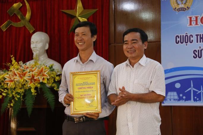 Quảng Nam: Trao thưởng cuộc thi về tiết kiệm điện - Ảnh 3.