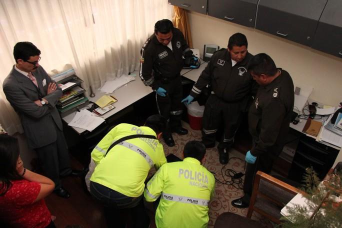 Ecuador: Gần như toàn bộ dữ liệu cá nhân bị lộ trên mạng - Ảnh 2.