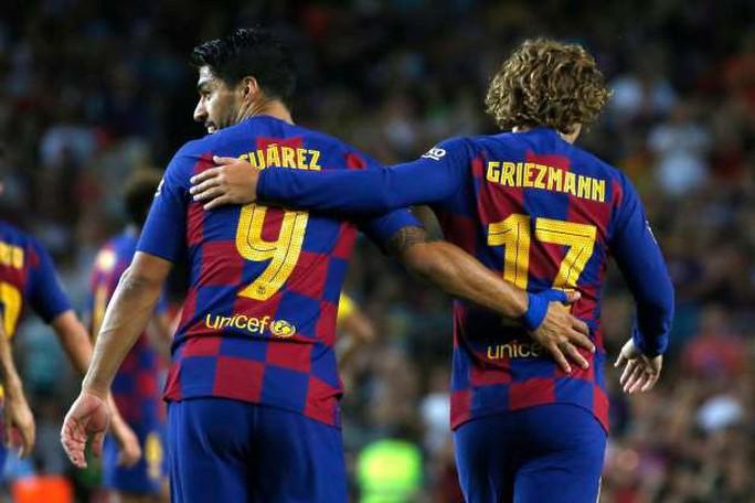 Messi lần đầu tái xuất, Barcelona quyết đại chiến Dortmund - Ảnh 1.