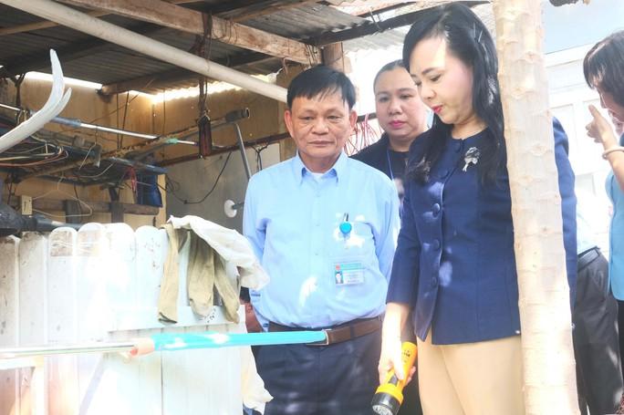 Bộ trưởng Nguyễn Thị Kim Tiến: Thành lập ĐH Sức khỏe là để phát triển, hội nhập - Ảnh 1.