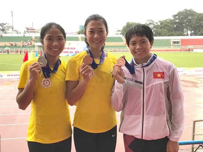 Hai chị em Thanh Phúc - Thành Ngưng lập cú đúp kỷ lục quốc gia - Ảnh 4.