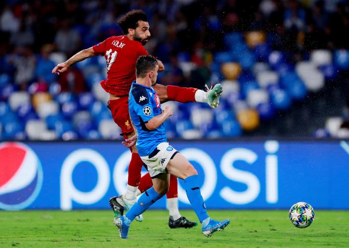 ĐKVĐ Liverpool thua Napoli, HLV Klopp trách tội VAR - Ảnh 5.