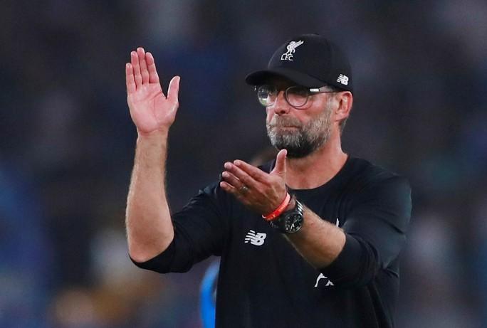 ĐKVĐ Liverpool thua Napoli, HLV Klopp trách tội VAR - Ảnh 1.