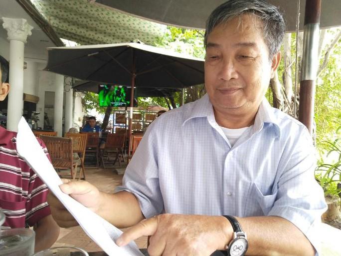Xét xử vụ dân kiện UBND tỉnh Khánh Hòa - Ảnh 1.