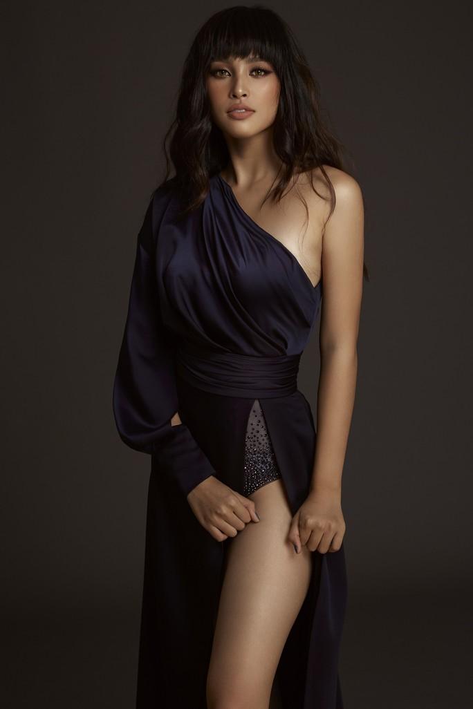 Nhận không ra Hoa hậu Trần Tiểu Vy ngây thơ ngày nào - Ảnh 8.