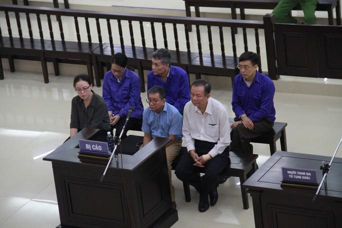 Gây thiệt hại 380 tỉ đồng, cựu thứ trưởng Lê Bạch Hồng hầu toà cùng 5 đồng phạm - Ảnh 3.