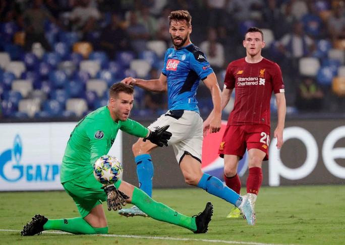 Hàng thủ tạo phản, Liverpool đại bại tại Napoli - Ảnh 5.