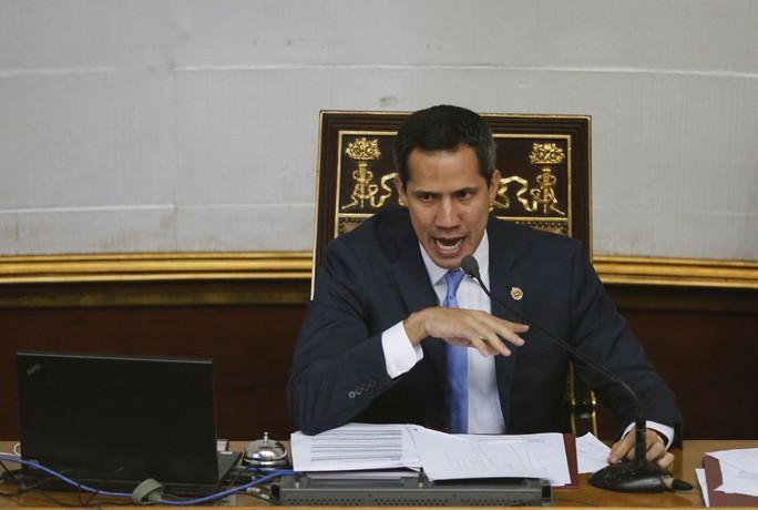 18 nước sắp họp bàn trừng phạt Venezuela - Ảnh 2.