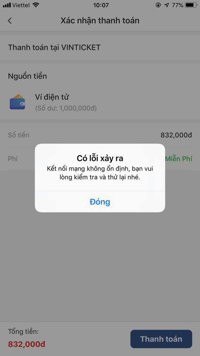 VFF bán 27.000 vé qua mạng trận Việt Nam-Malaysia: Chưa được 10 phút mở bán đã  nghẽn mạng - Ảnh 2.