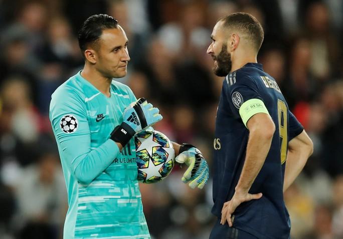 Cố nhân Di Maria gieo sầu, Real Madrid thua tan tác tại Paris - Ảnh 3.