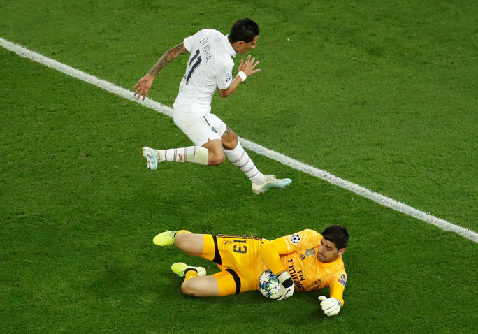 Cố nhân Di Maria gieo sầu, Real Madrid thua tan tác tại Paris - Ảnh 5.