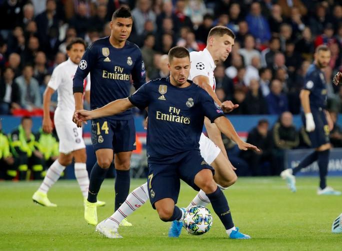 Cố nhân Di Maria gieo sầu, Real Madrid thua tan tác tại Paris - Ảnh 1.