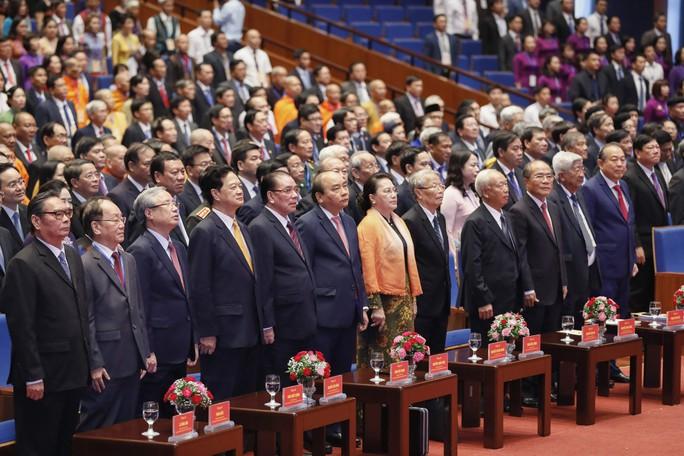 Khai mạc Đại hội đại biểu toàn quốc Mặt trận Tổ quốc Việt Nam lần thứ IX - Ảnh 2.
