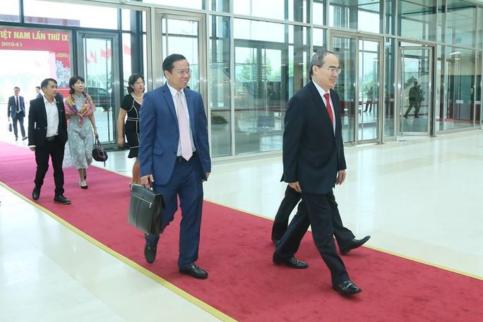 Khai mạc Đại hội đại biểu toàn quốc Mặt trận Tổ quốc Việt Nam lần thứ IX - Ảnh 4.