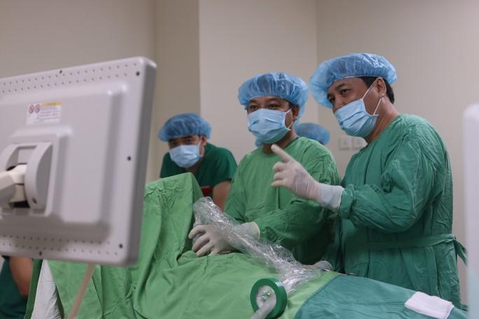 Tin vui cho bệnh nhân mắc u vú ở ĐBSCL - Ảnh 1.