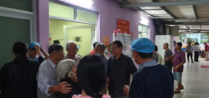 Chưa có chỉ định về mặt phẫu thuật đối với đại tá phi công Nguyễn Văn Bảy - Ảnh 1.