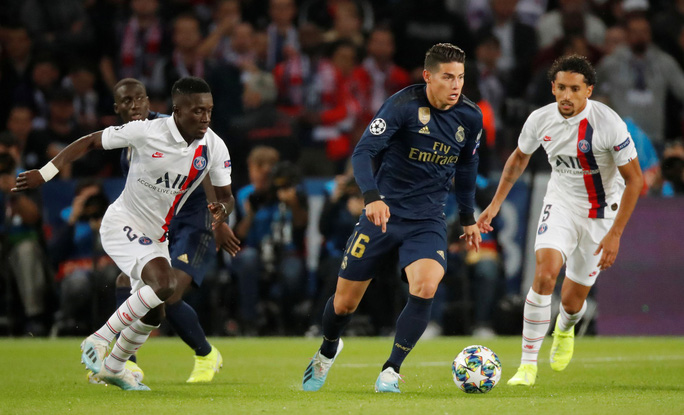 Cố nhân Di Maria gieo sầu, Real Madrid thua tan tác tại Paris - Ảnh 2.