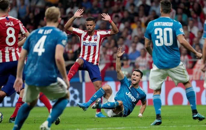 Ronaldo không ghi bàn, Juventus đánh rơi chiến thắng ở Madrid - Ảnh 5.