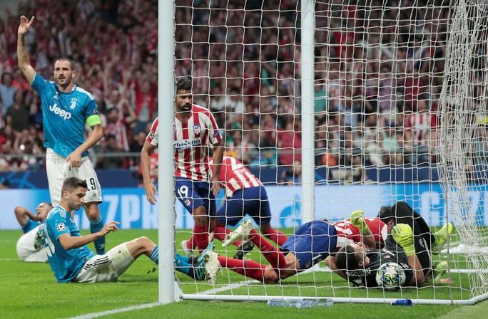 Ronaldo không ghi bàn, Juventus đánh rơi chiến thắng ở Madrid - Ảnh 4.