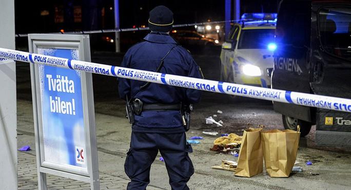 Thụy Điển: Băng đảng bạo lực trỗi dậy, trùm cảnh sát Mỹ choáng váng - Ảnh 1.