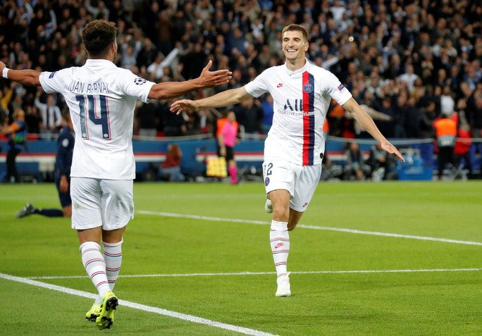 Cố nhân Di Maria gieo sầu, Real Madrid thua tan tác tại Paris - Ảnh 6.