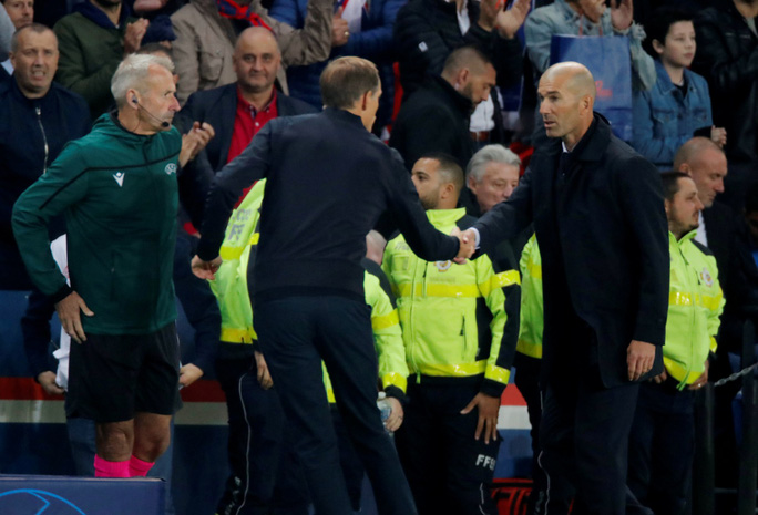Cố nhân Di Maria gieo sầu, Real Madrid thua tan tác tại Paris - Ảnh 7.