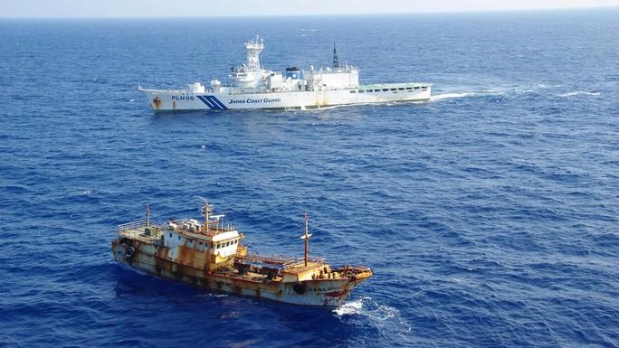 Nhật Bản lập đơn vị cảnh sát bảo vệ đảo tranh chấp với Trung Quốc - Ảnh 1.