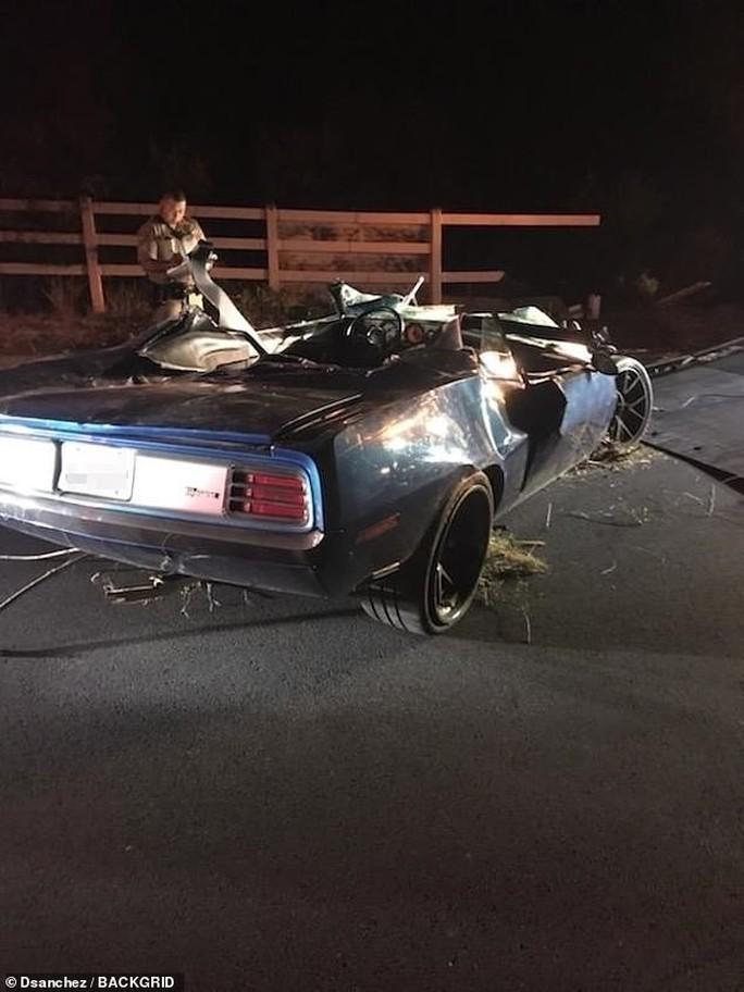 Sao phim Fast & Furious: Hobbs & Shaw nhập viện vì tai nạn - Ảnh 3.