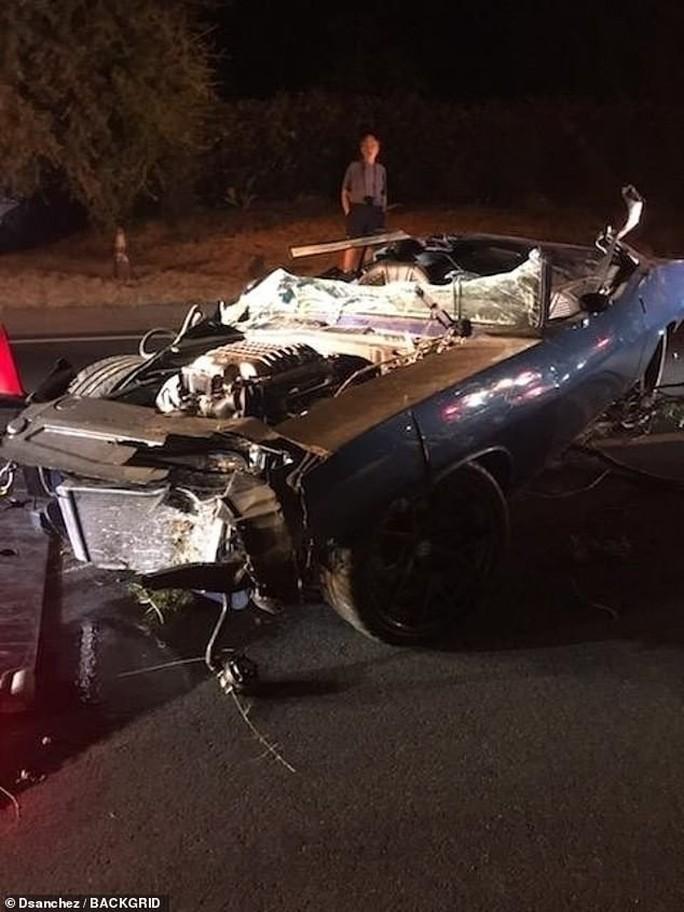 Sao phim Fast & Furious: Hobbs & Shaw nhập viện vì tai nạn - Ảnh 1.