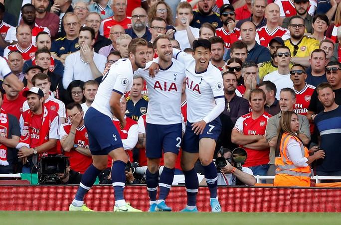 Rực lửa đại chiến, Tottenham rơi chiến thắng trước Arsenal - Ảnh 6.