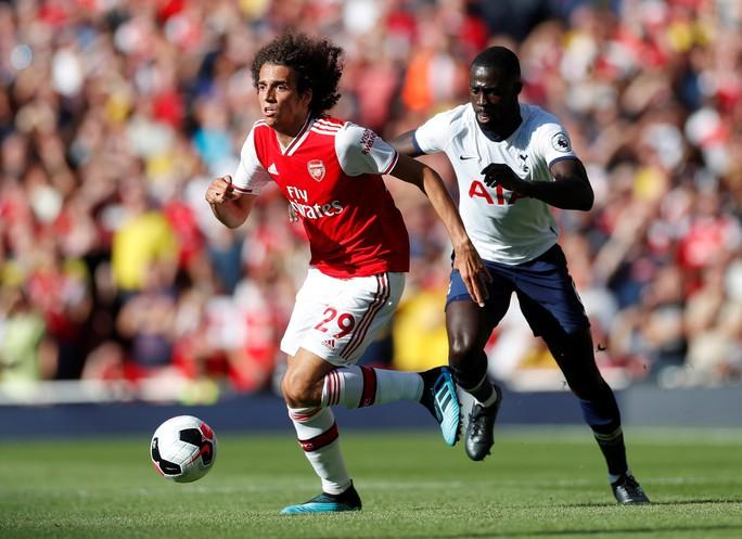 Rực lửa đại chiến, Tottenham rơi chiến thắng trước Arsenal - Ảnh 1.